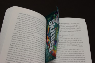 2017-12-03 005 Skittles bookmark