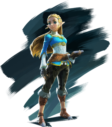 Princess Zelda (BotW)