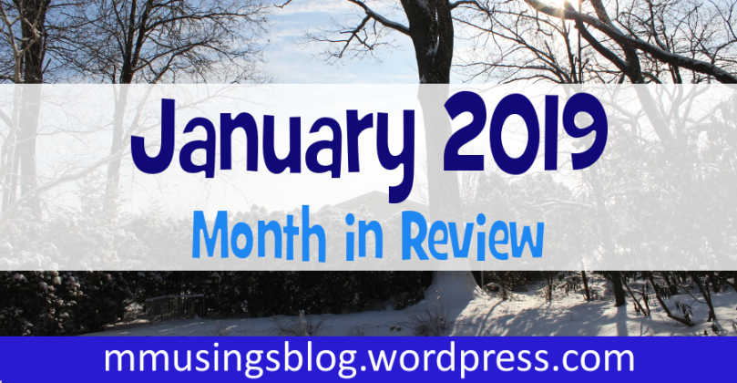 January 2019 - Month in Review