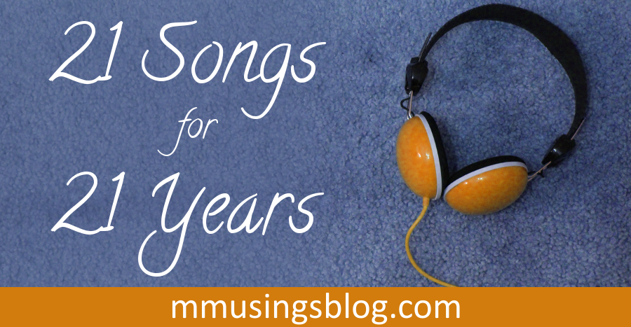 21 songs for 21 years